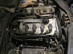Passat 1.8 T Motor