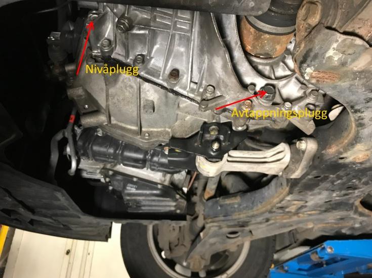 Hyundai i30 sexväxlad växellåda